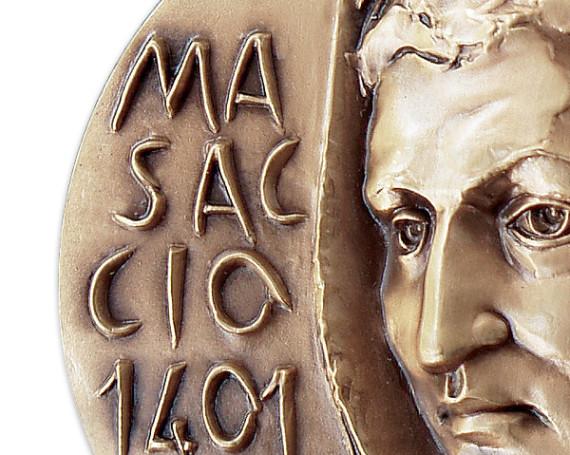 Medaglia a Masaccio