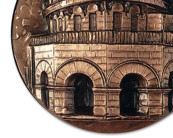 Medaglia a Ravenna – Mausoleo di Teodorico