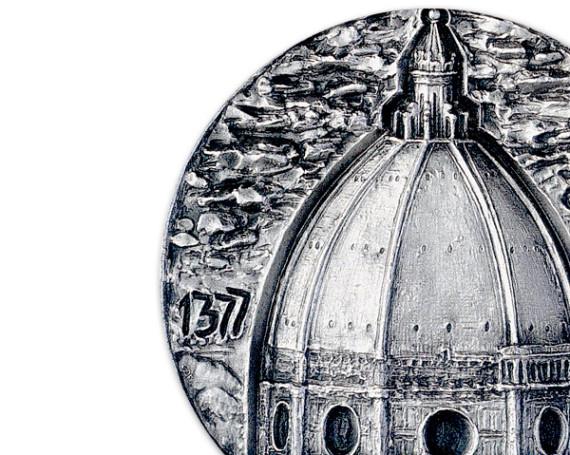 Medaglia a Filippo Brunelleschi