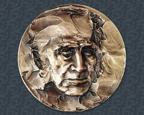 Medaglia ad Alessandro Manzoni