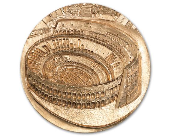 Medaglia a Roma – Colosseo