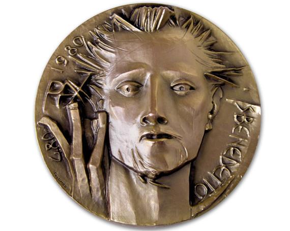 Medaglia a S. Benedetto da Norcia