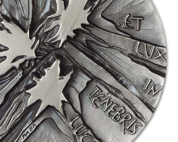 Medaglia all'Anno Santo 2000 – Bimillenario dell'Incarnazione