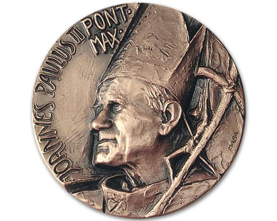 Medaglia all'Anno Santo 1983 – Papa