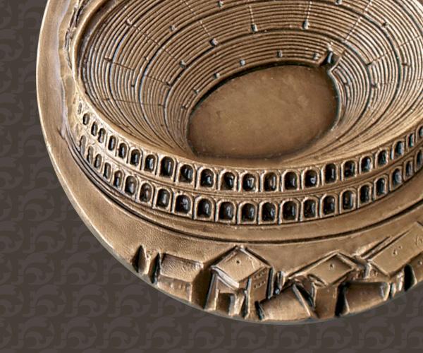 Medaglie da collezione dedicate alle città