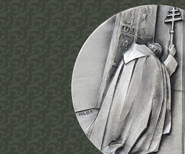 Medaglie da collezione dedicate alla religione
